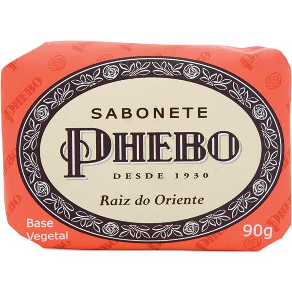 SABONETE PHEBO 90 G RAIZ DO ORIENTE