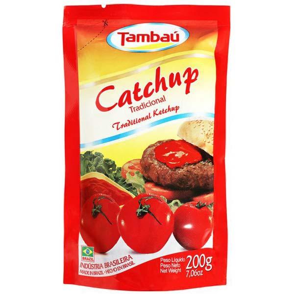CATCHUP TAMBAÚ SACHÊ 200 G