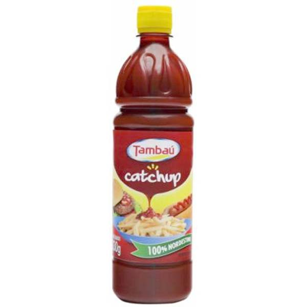 CATCHUP TAMBAÚ 830 G