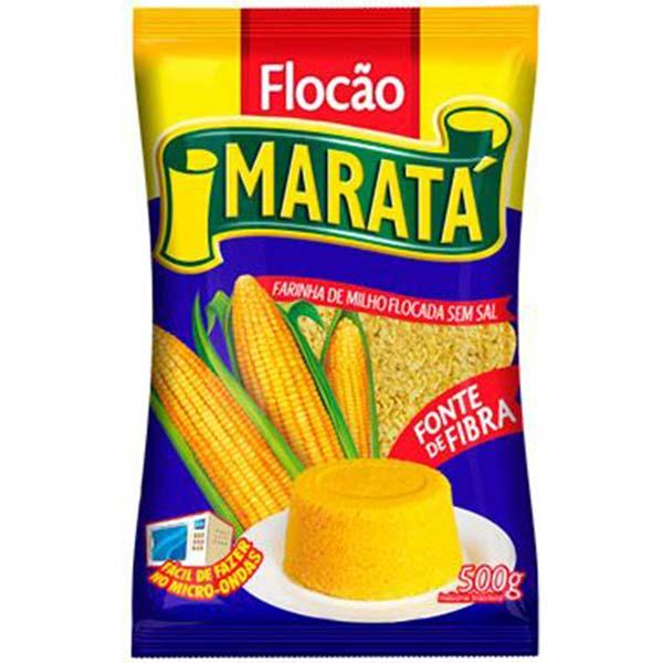 PRÉ-COZIDO FLOCÃO MARATÁ 500 G