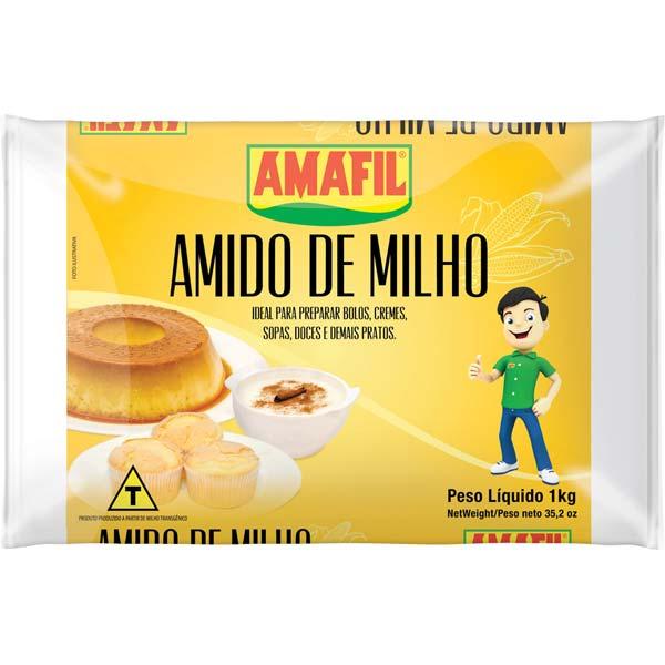 AMIDO DE MILHO AMAFIL 1 KG