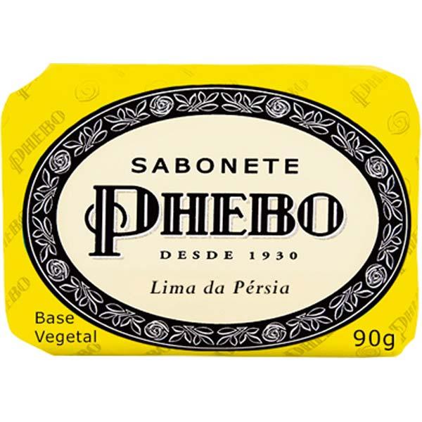 SABONETE PHEBO 90 G LIMA DA PÉRSIA