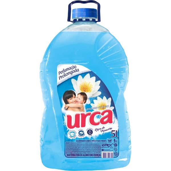 AMACIANTE URCA 5 L (AZUL) BRISA PRIMAVERA