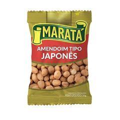 AMENDOIM MARATA 50G TIPO JAPONES