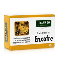 SABONETE GRANADO 90G TRATAMENTO DE ENXOFRE