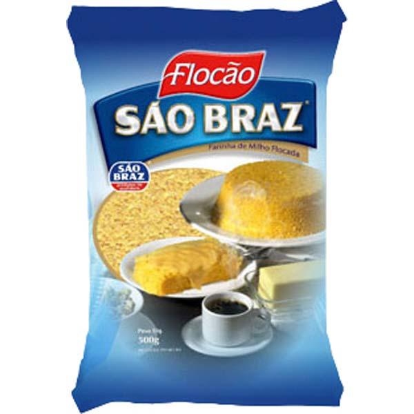 PRÉ-COZIDO FLOCÃO NOVOMILHO 500 G