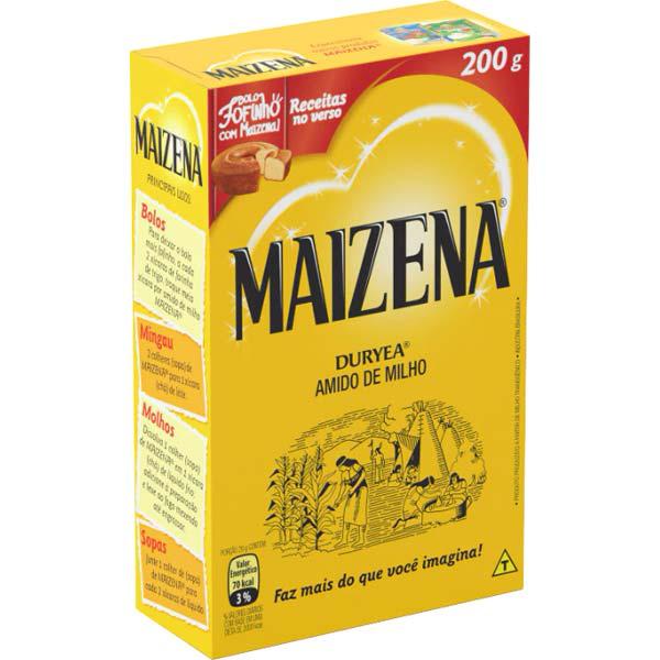 AMIDO DE MILHO MAIZENA 200 G
